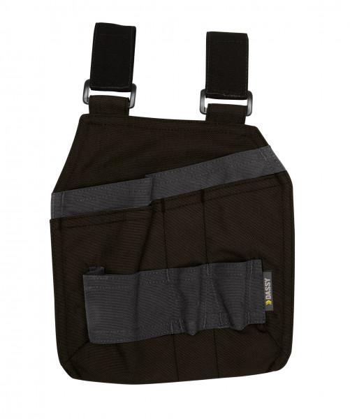 DASSY® Gordon Werkzeugtaschen (per Paar) Canvas mit Klettverschluss-Schlaufen Nageltaschen