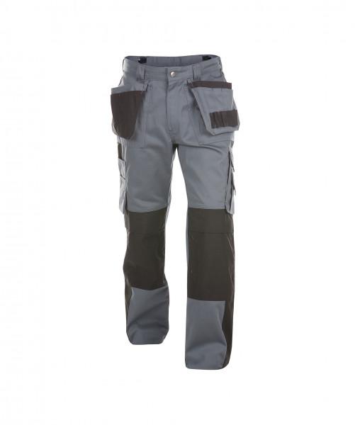 DASSY® Seattle Zweifarbige Arbeitshose mit Holstertaschen und Kniepolstertaschen dicker Stoff