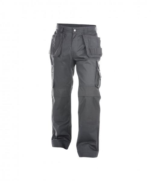 DASSY® Oxford Arbeitshose mit Holstertaschen und Kniepolstertaschen dünner Stoff Bundhose
