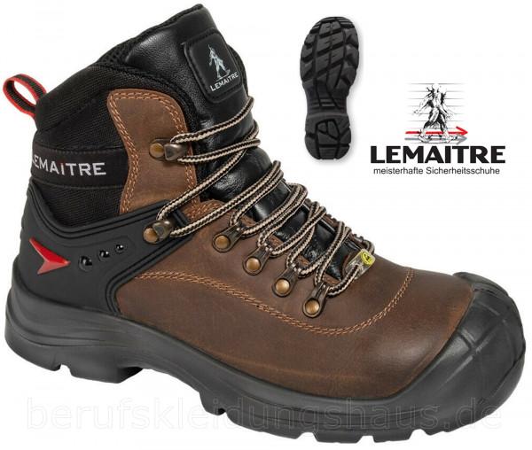 Lemaitre 8057 Slog Brown S3 Halbschuhe Sicherheitsschuhe Arbeitsschuhe