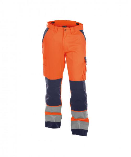 DASSY® Buffalo Warnschutzhose mit Kniepolstertaschen Arbeitshose Bundhose PESCO 74