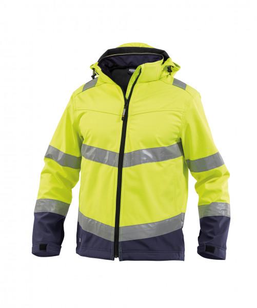 DASSY® Malaga Warnschutz Softshell-Jacke Arbeitsjacke Berufsjacke