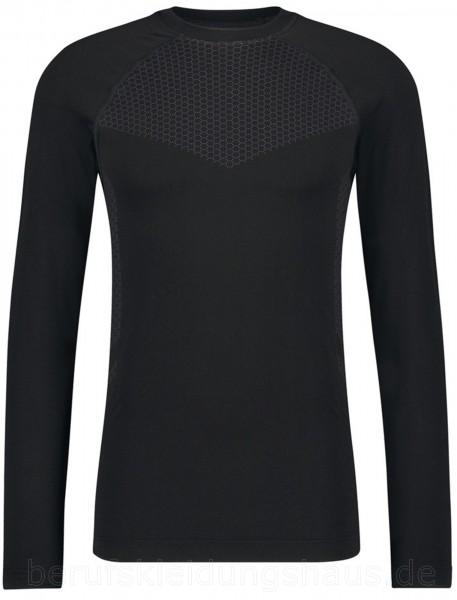 DASSY® Pierre Thermo-T-Shirt mit langen Ärmeln SCHWARZ