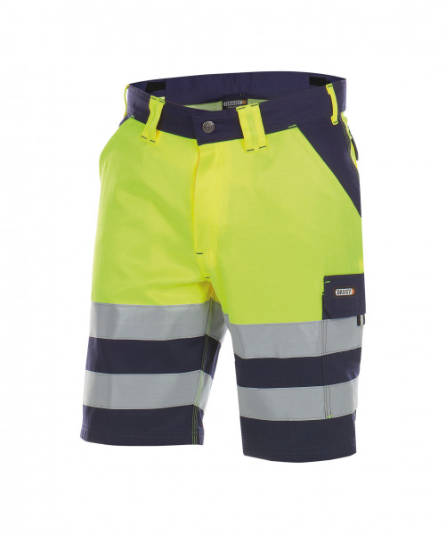 DASSY® Venna Warnschutz-Shorts Arbeitsshorts Short kurze Hose leicht