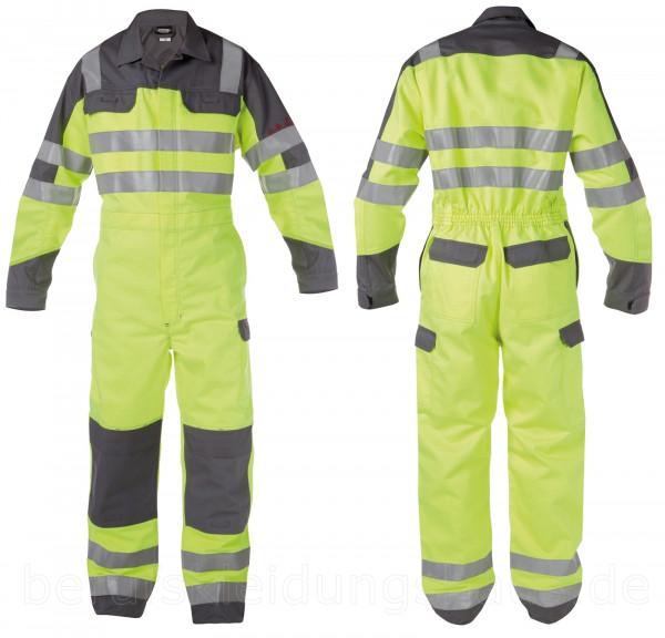 DASSY® Spencer Multinorm Warnschutz Overall mit Kniepolstertaschen