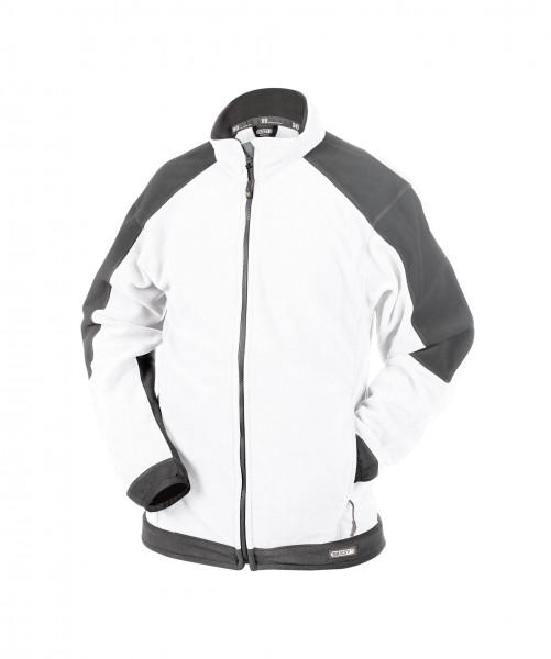 DASSY® Kazan Zweifarbige Fleecejacke Arbeitsjcke Jacke