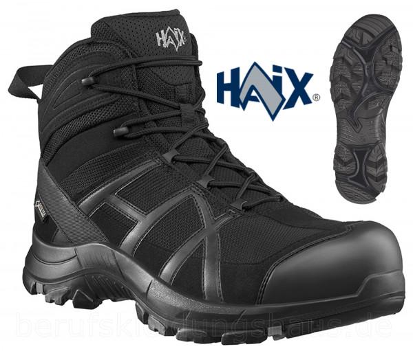 Haix Black Eagle Safety 40 mid/black-black S3 ESD Hochschuhe Sicherheitsschuh