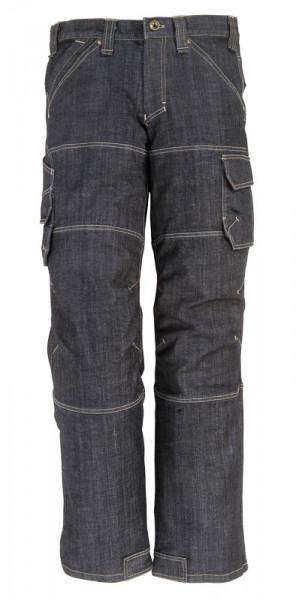 FHB WILHELM 22659 Jeans Arbeitshose, SCHWARZBLAU