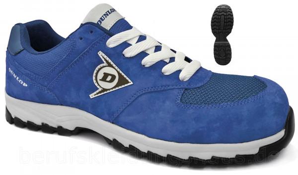 Dunlop Flying Arrow S3 Halbschuhe Sicherheitsschuhe Arbeitsschuhe blau metallfrei