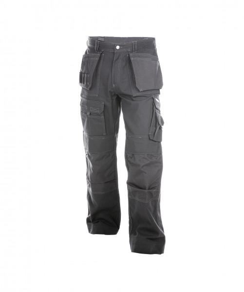 DASSY® Texas Canvas Arbeitshose mit Holstertaschen und Kniepolstertaschen