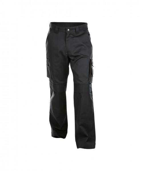 DASSY® Miami Arbeitshose mit Kniepolstertaschen Mischgewebe dicker Stoff