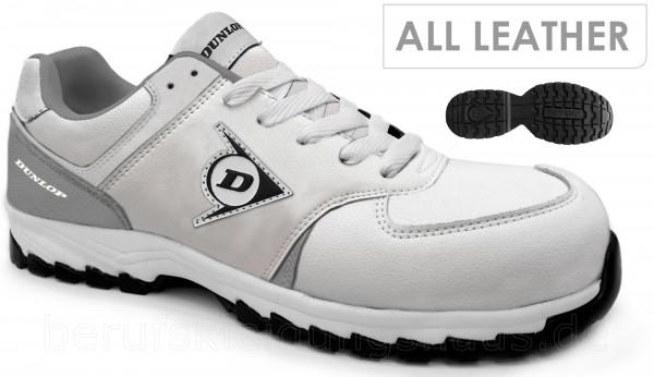 Dunlop Flying Arrow S3 Halbschuhe Sicherheitsschuhe Arbeitsschuhe weiß metallfrei