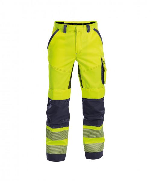 DASSY® Odessa Warnschutzhose mit Kniepolstertaschen Arbeitshose Bundhose
