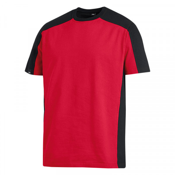 FHB MARC 90690 T-Shirt zweifarbig