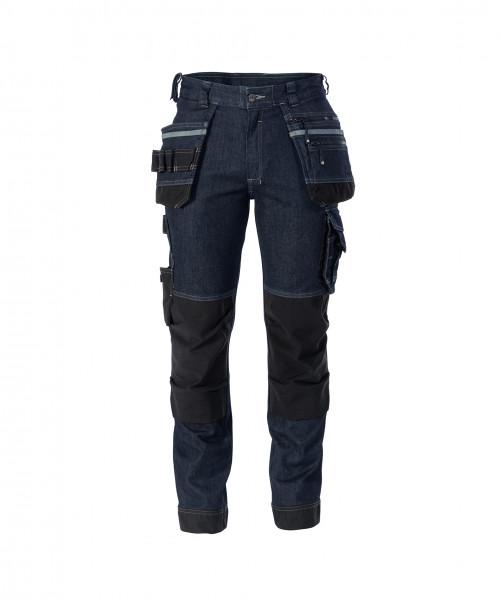 DASSY® Melbourne Stretch-Arbeitsjeans mit Holstertaschen und Kniepolstertaschen Arbeitshose Jeans