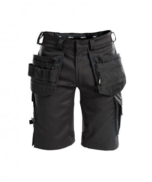DASSY® Trix Arbeitsshorts mit Stretch und Holstertaschen Shorts kurze Hose
