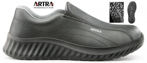 Artra Arica 6207 S2 Slipper Sicherheitsschuhe Arbeitsschuhe schwarz