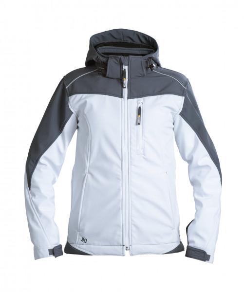 DASSY® Jakarta Women Zweifarbige Softshell-Jacke für Damen PES 21