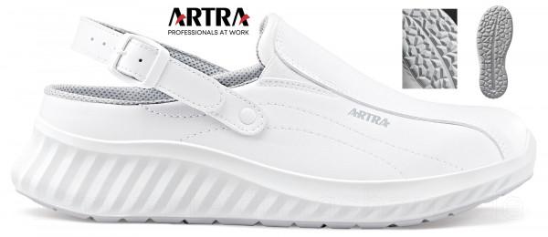 Artra Arva 6017 OB Arbeitsclog Arbeitschuhe weiß