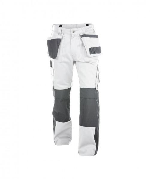 DASSY® Seattle Zweifarbige Arbeitshose mit Holstertaschen und Kniepolstertaschen dünner Stoff