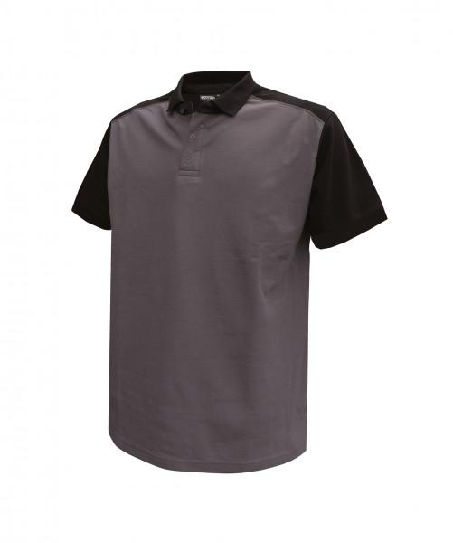 DASSY® Cesar Zweifarbiges Poloshirt Shirt