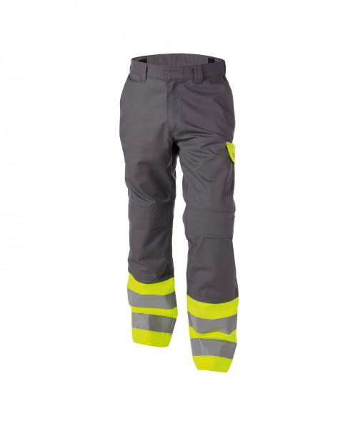 DASSY® Lenox Multinorm Warnschutzhose mit Kniepolstertaschen Arbeitshose Bundhose