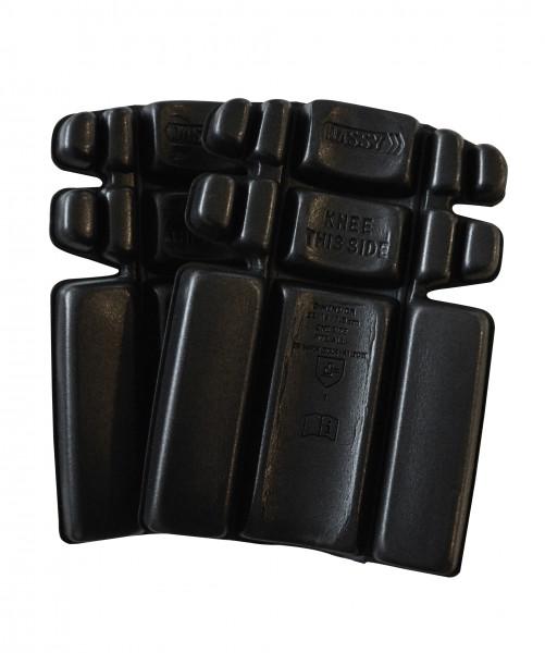 DASSY® Cratos Zertifizierte Knieschützer (Typ 2, Level 1) SCHWARZ