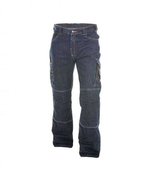 DASSY® Knoxville Stretch-Arbeitsjeans mit Kniepolstertaschen Jeans Arbeitshosen Bundhosen